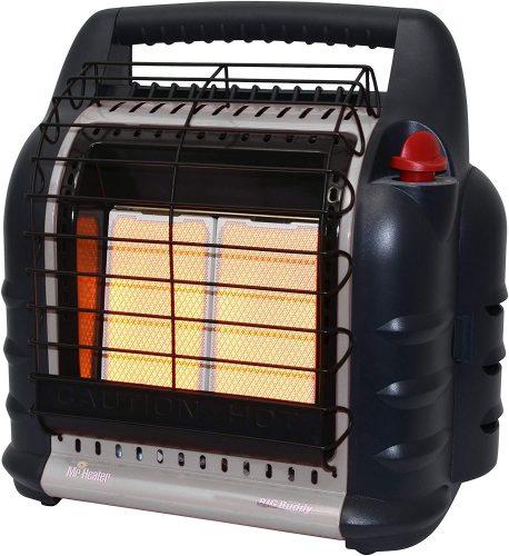 Mr. Heater MH18B – Portable Propane Heater